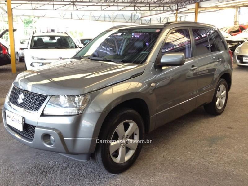 grand vitara 2.0 4x4 16v gasolina 4p automatico 2009 caxias do sul