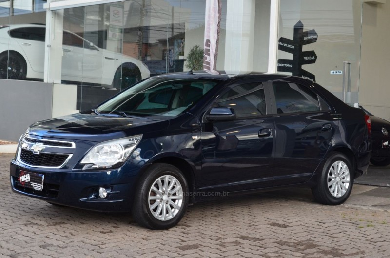 cobalt 1.4 mpfi ltz 8v flex 4p manual 2012 caxias do sul