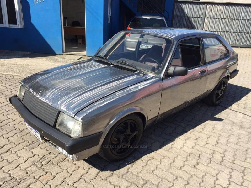 chevette 1.6 hatch 8v gasolina 2p manual 1983 caxias do sul