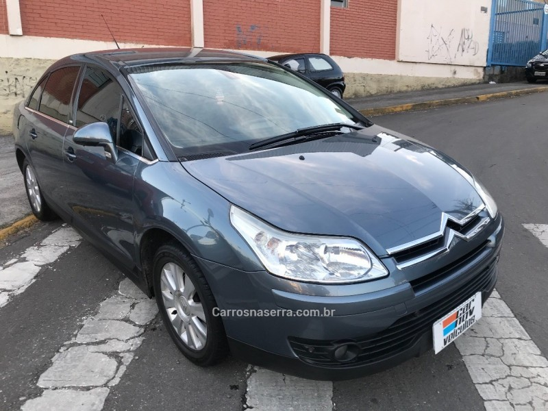 c4 2.0 exclusive 16v flex 4p manual 2008 caxias do sul