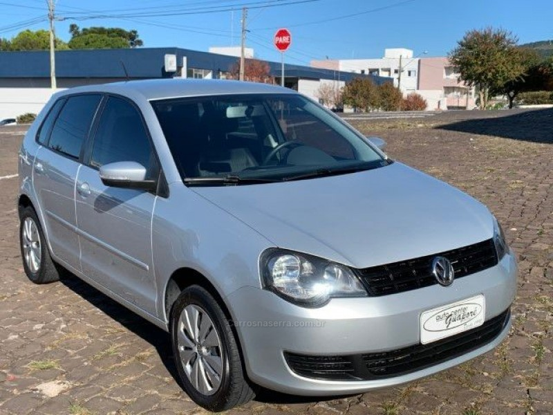 polo 1.6 mi 8v total flex 4p manual 2014 guapore