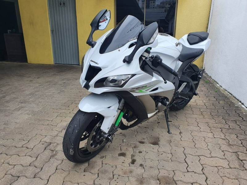ninja zx 10r se abs 2017 caxias do sul