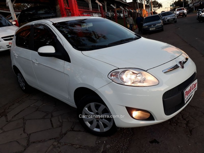 palio 1.4 mpi attractive 8v flex 4p manual 2014 caxias do sul