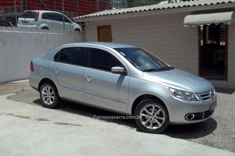VOYAGE 1.6 MI COMFORTLINE 8V FLEX 4P MANUAL - 2011 - CARLOS BARBOSA