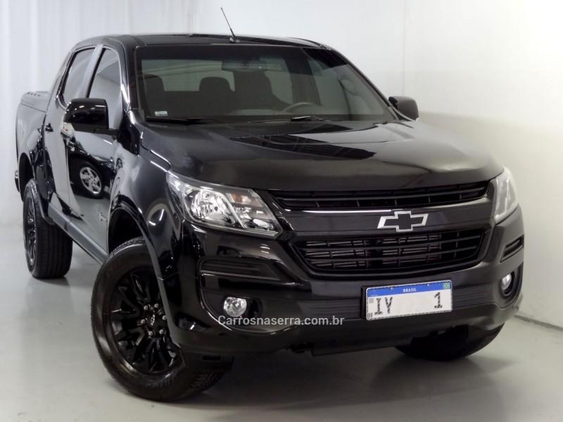 s10 2.8 midnight 4x4 cd 16v turbo diesel 4p automatico 2019 farroupilha