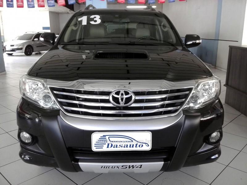 hilux sw4 3.0 srv 4x4 7 lugares 16v turbo intercooler diesel 4p automatico 2013 caxias do sul