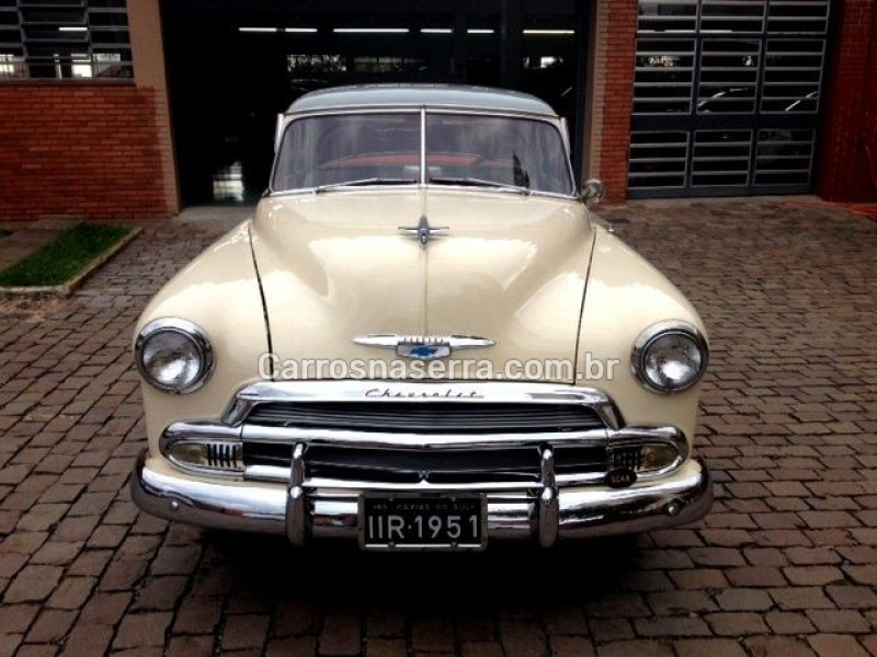 bel air 3.5 coupe i6 12v gasolina 2p manual 1951 caxias do sul
