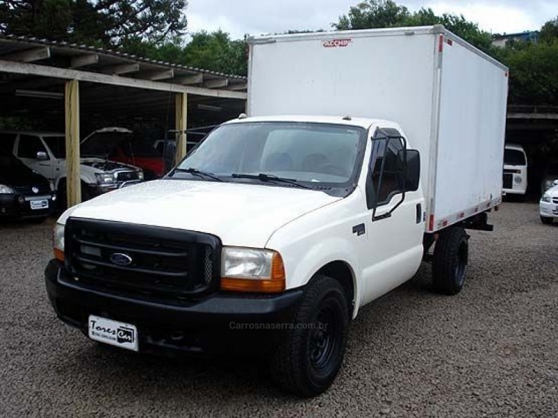 f 350 3.9 turbo intercooler diesel 2p manual 2007 antonio prado