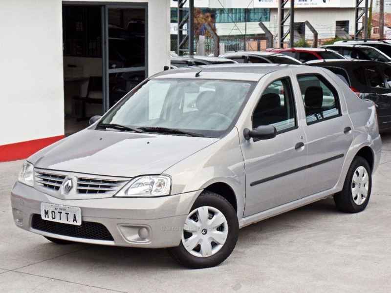 logan 1.6 expression 8v flex 4p manual 2008 caxias do sul