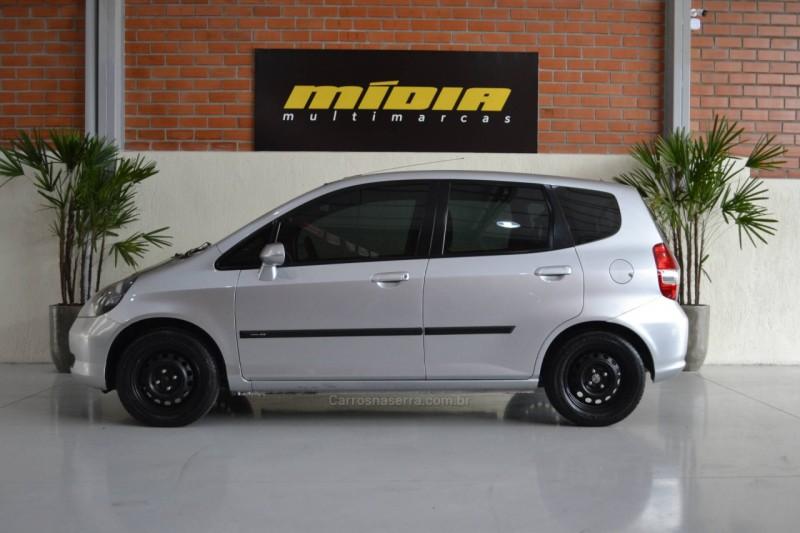 fit 1.4 lx 8v gasolina 4p manual 2005 estancia velha