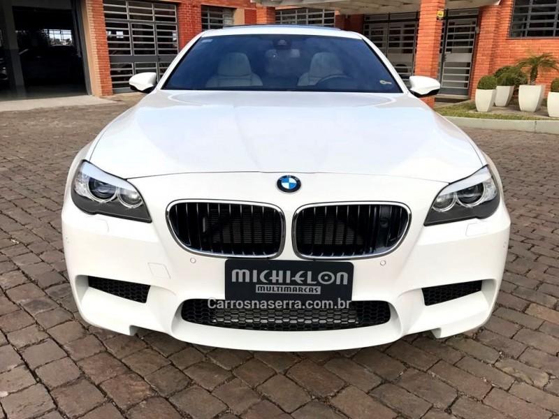 m5 4.4 v8 32v gasolina 4p automatico 2013 caxias do sul