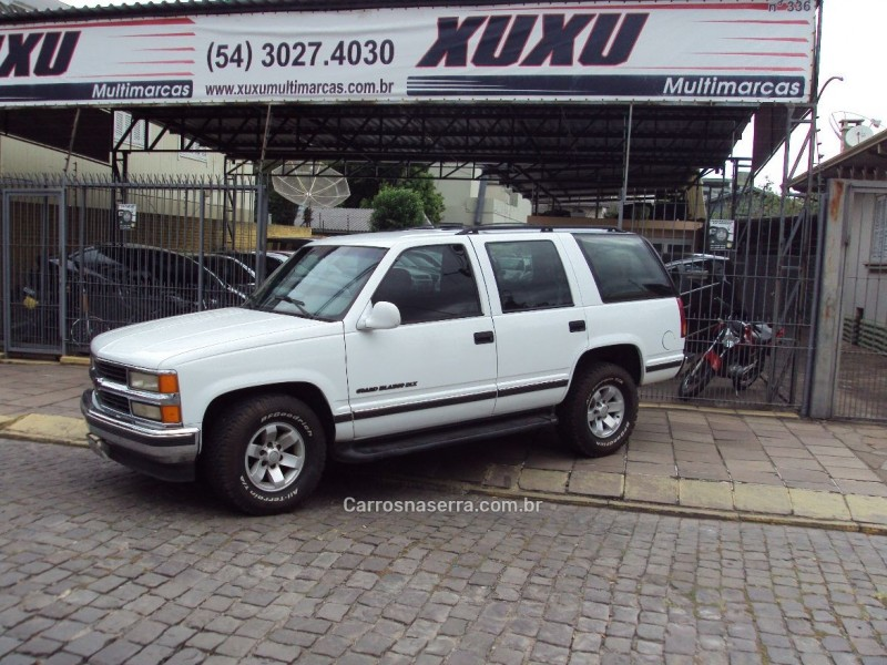 blazer 4.3 sfi dlx 4x2 v6 12v gasolina 4p manual 1999 caxias do sul