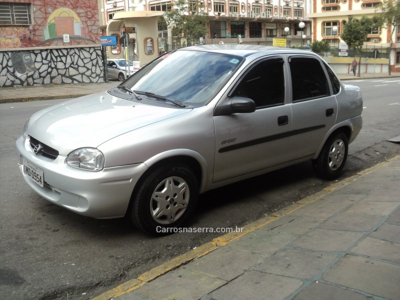corsa 1.0 mpfi super sedan 8v gasolina 4p manual 2005 caxias do sul