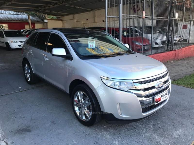 edge 3.5 limited awd v6 24v gasolina 4p automatico 2011 caxias do sul