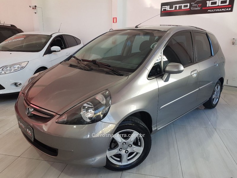 fit 1.4 lx 16v flex 4p automatico 2008 caxias do sul