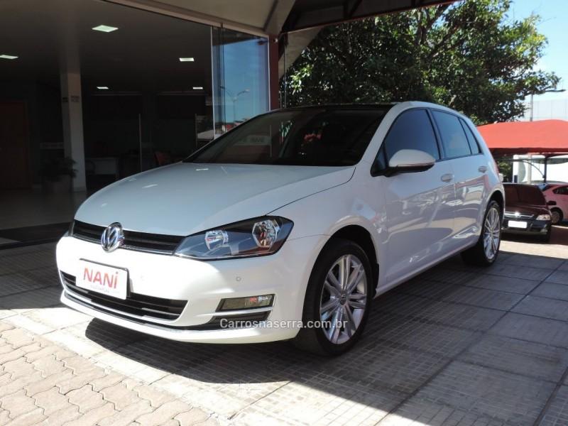 golf 1.4 tsi highline 16v gasolina 4p automatico 2014 ivoti