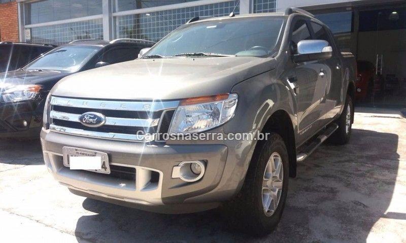 ranger 3.2 limited plus 4x4 cd 20v diesel 4p automatico 2015 caxias do sul