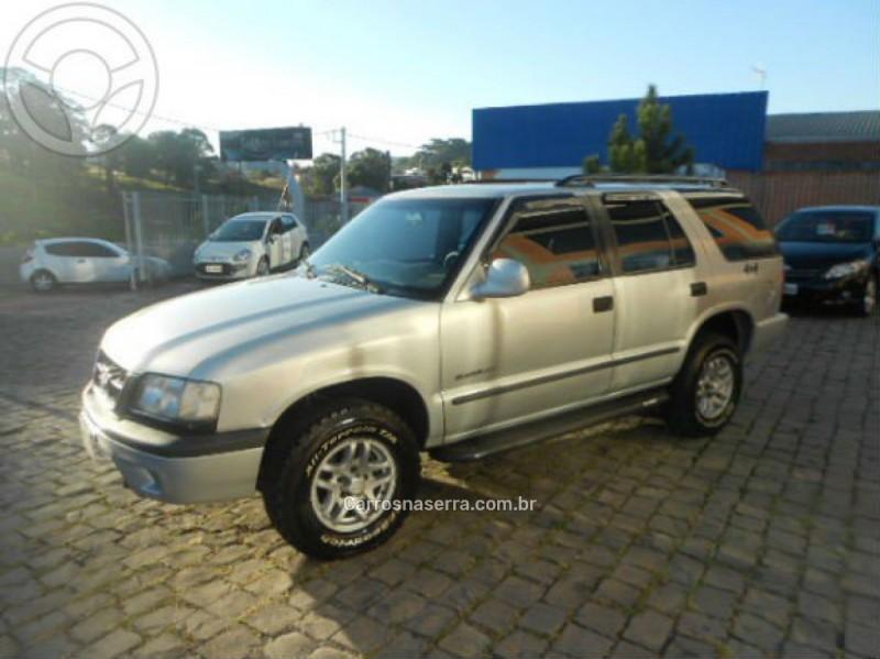 blazer 2.8 dlx 4x4 12v turbo intercooler diesel 4p manual 2000 sao marcos