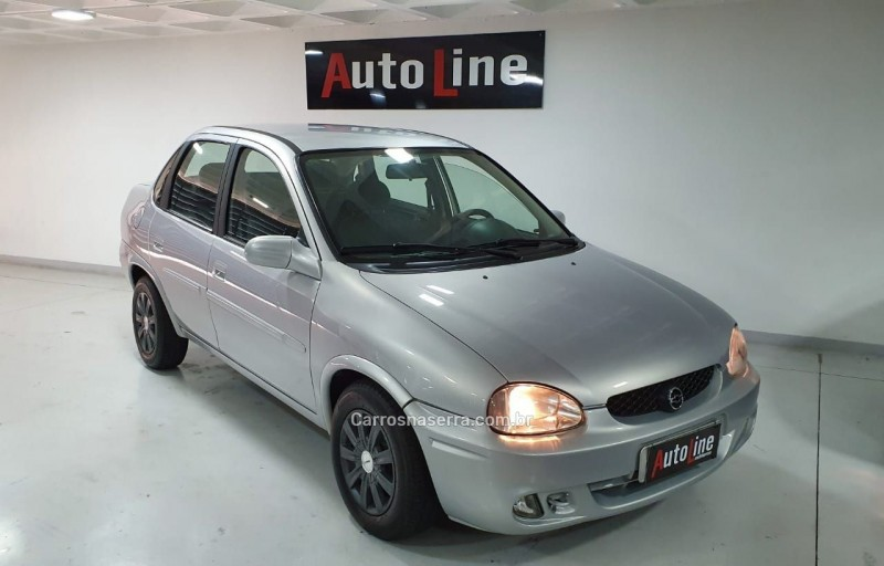 corsa 1.0 mpfi milenium sedan 8v gasolina 4p manual 2002 bento goncalves