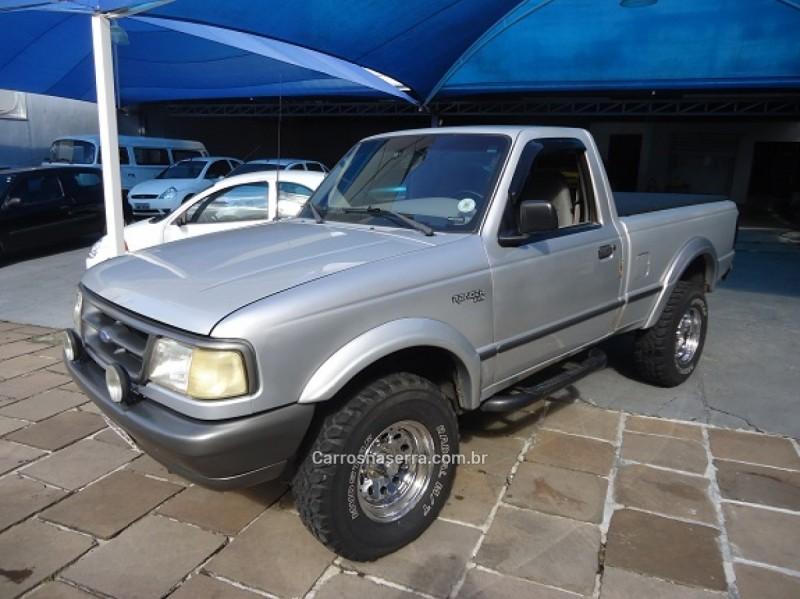 ranger 4.0 xl 4x2 cs v6 12v gasolina 2p manual 1996 caxias do sul
