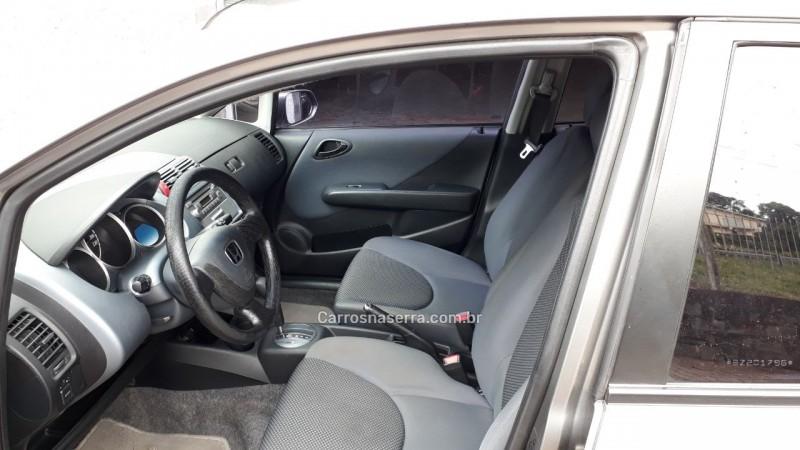 fit 1.4 lxl 8v gasolina 4p automatico 2008 caxias do sul