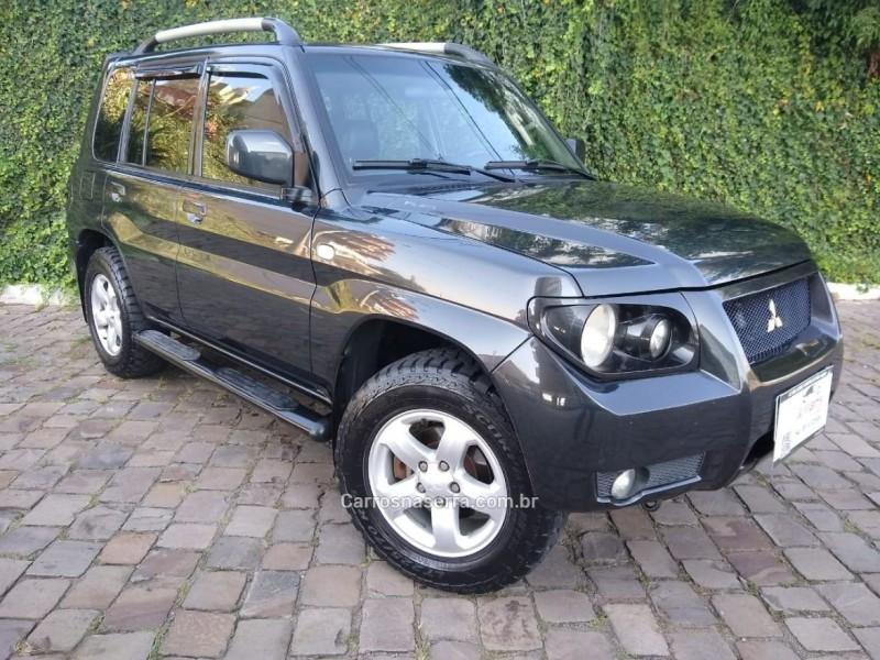 pajero tr4 2.0 4x4 16v 131cv gasolina 4p manual 2009 farroupilha