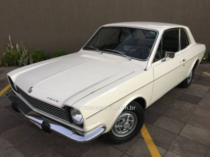 CORCEL 1.4 LDO 8V GASOLINA 2P MANUAL - 1976 - CAXIAS DO SUL