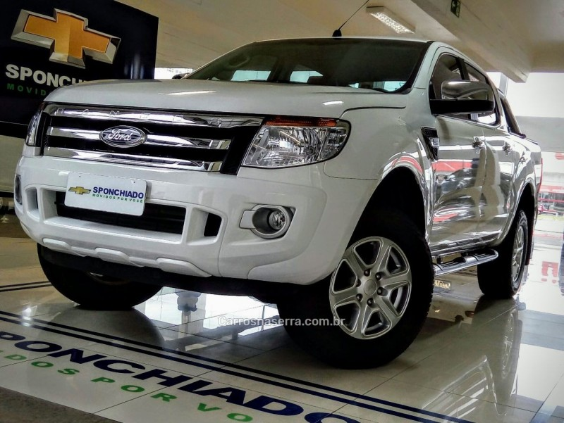 ranger 2.5 xlt 4x2 cd 16v flex 4p manual 2016 caxias do sul