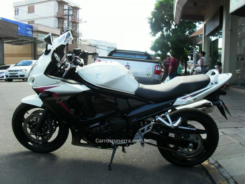 GSX 650 F - 2013 - BENTO GONçALVES