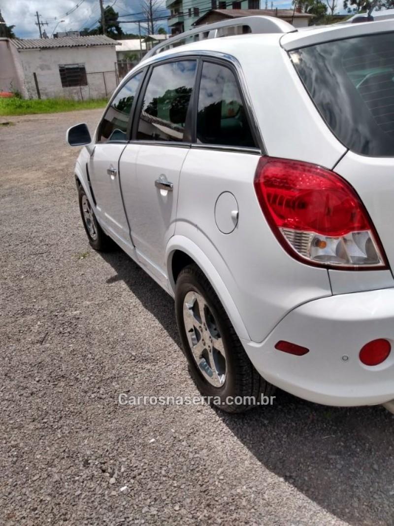 captiva 3.0 sfi fwd v6 24v gasolina 4p automatico 2012 caxias do sul