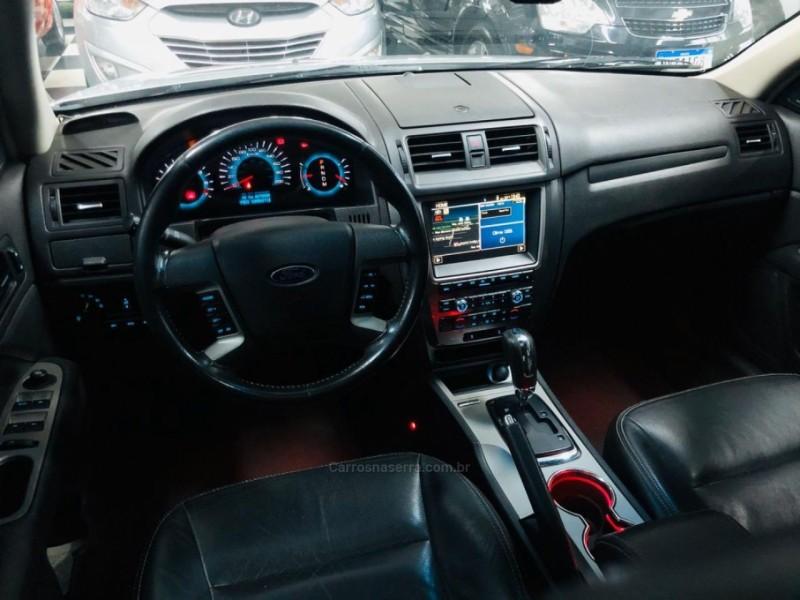FUSION 3.0 SEL AWD V6 24V GASOLINA 4P AUTOMÁTICO - 2010 - CAXIAS DO SUL