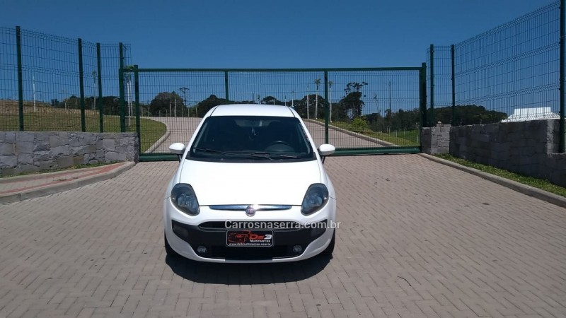 punto 1.4 attractive 8v flex 4p manual 2014 caxias do sul