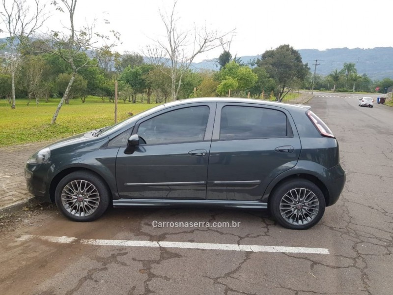 punto 1.8 sporting 16v flex 4p manual 2013 feliz