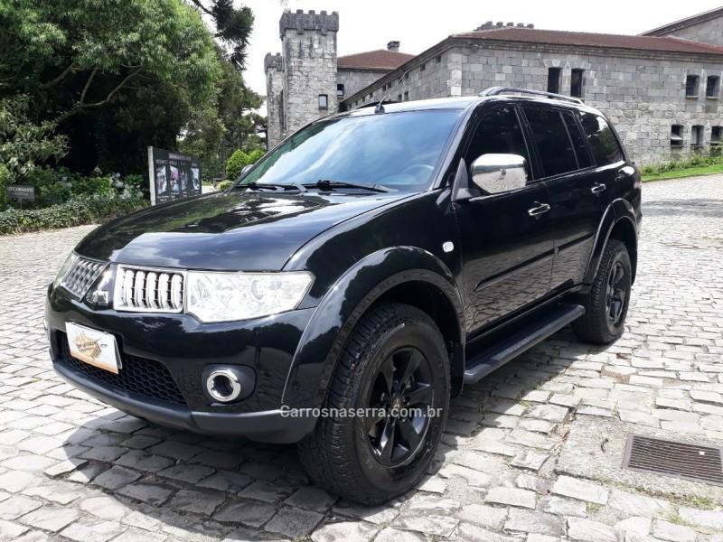 pajero dakar 3.2 hpe 4x4 7 lugares 16v turbo intercooler diesel 4p automatico 2012 caxias do sul
