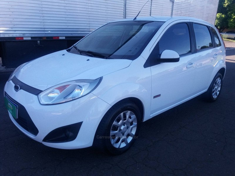 fiesta 1.6 mpi class hatch 8v flex 4p manual 2012 dois irmaos