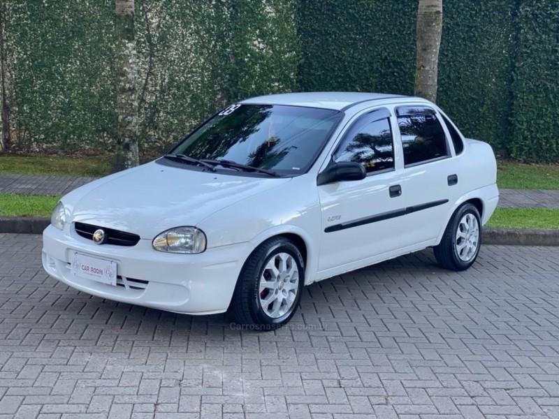 corsa 1.0 mpfi classic sedan life 8v flex 4p manual 2008 caxias do sul