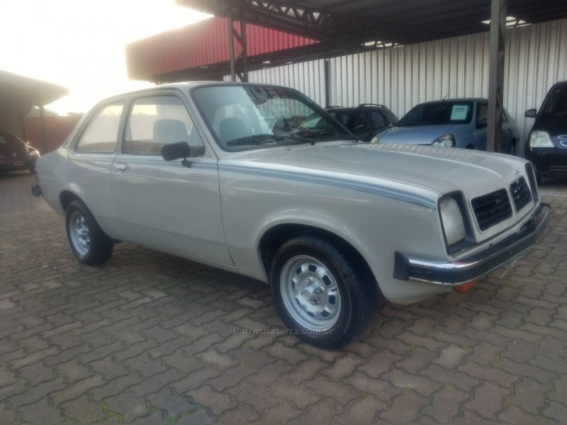 chevette 1.4 sl 8v gasolina 2p manual 1985 sao sebastiao do cai