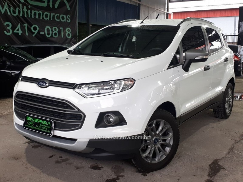 ecosport 1.6 freestyle 16v flex 4p manual 2013 caxias do sul