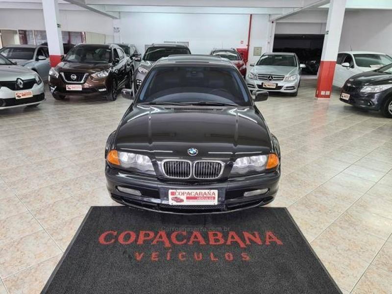 328i 2.8 exclusive sedan 24v gasolina 4p automatico 1998 caxias do sul