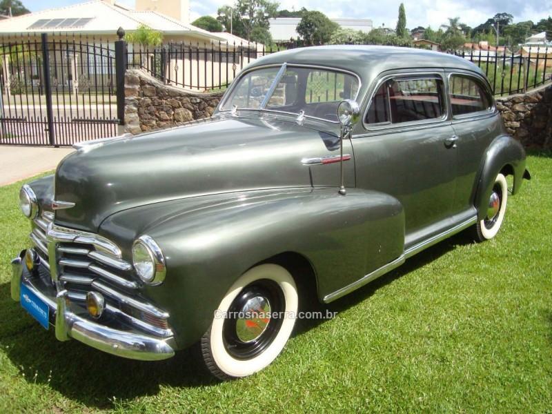 de luxe 3.5 6 cilindros 12v gasolina 4p manual 1947 sao marcos