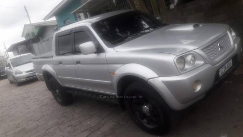 pajero sport 2.8 hpe 4x4 8v turbo intercooler diesel 4p manual 2005 caxias do sul
