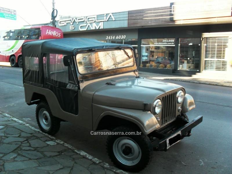 jeep 1964 bento goncalves
