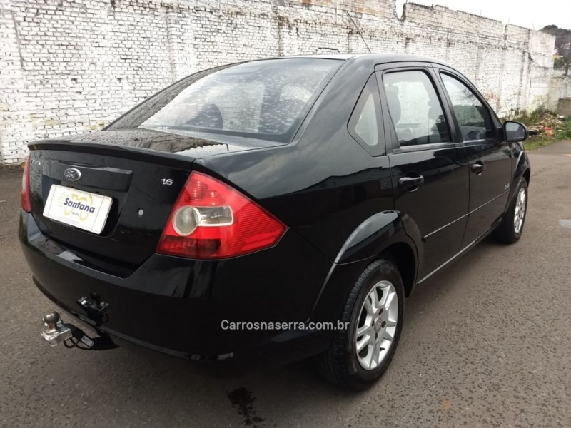 fiesta 1.6 mpi class sedan 8v flex 4p manual 2009 passo fundo