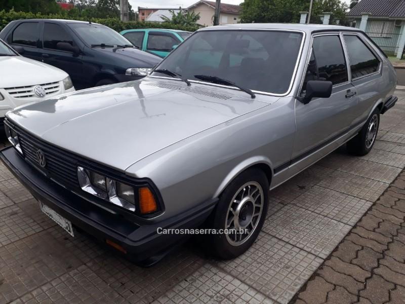 passat 1.6 ls 8v gasolina 2p manual 1983 bom principio