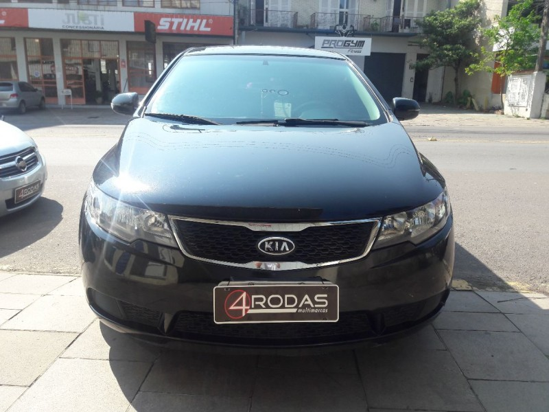 cerato 1.6 ex2 sedan 16v gasolina 4p manual 2011 bento goncalves