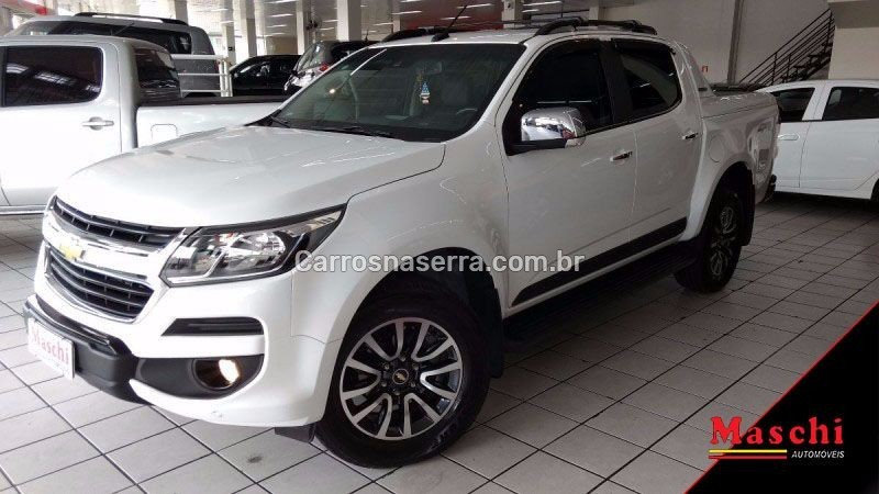 s10 2.8 high country 4x4 cd 16v turbo diesel 4p automatico 2017 caxias do sul