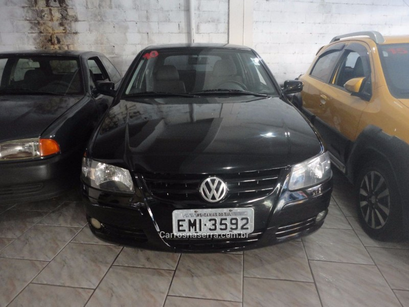 parati 1.6 mi 8v flex 4p manual g.iv 2010 caxias do sul