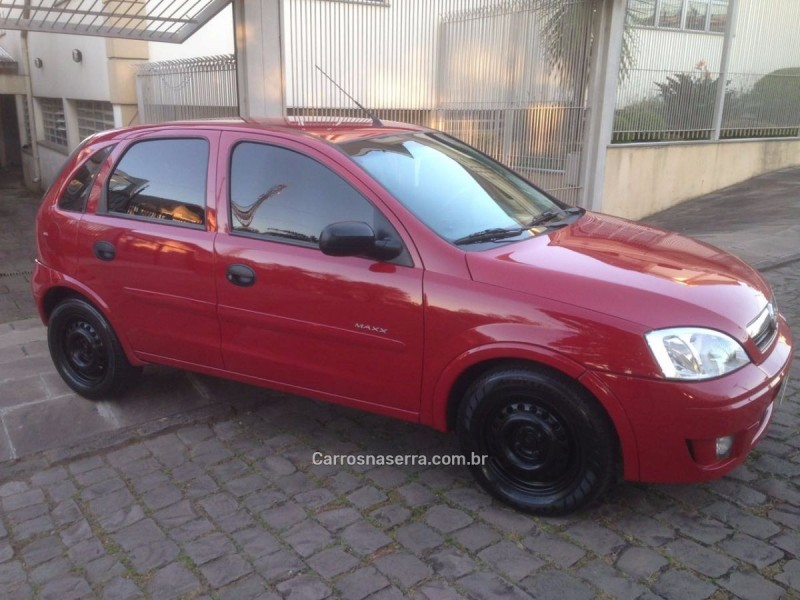 corsa 1.0 mpfi maxx 8v flex 4p manual 2011 caxias do sul