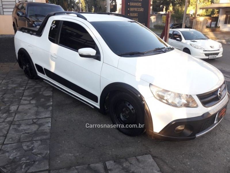 saveiro 1.6 cross ce 8v flex 2p manual 2010 gramado
