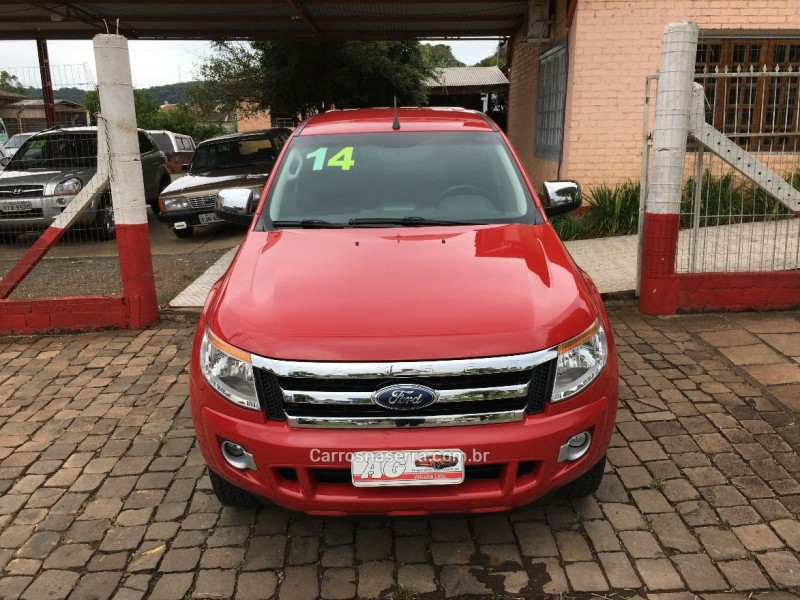 ranger 2.5 xlt 4x2 cd 16v flex 4p manual 2014 casca